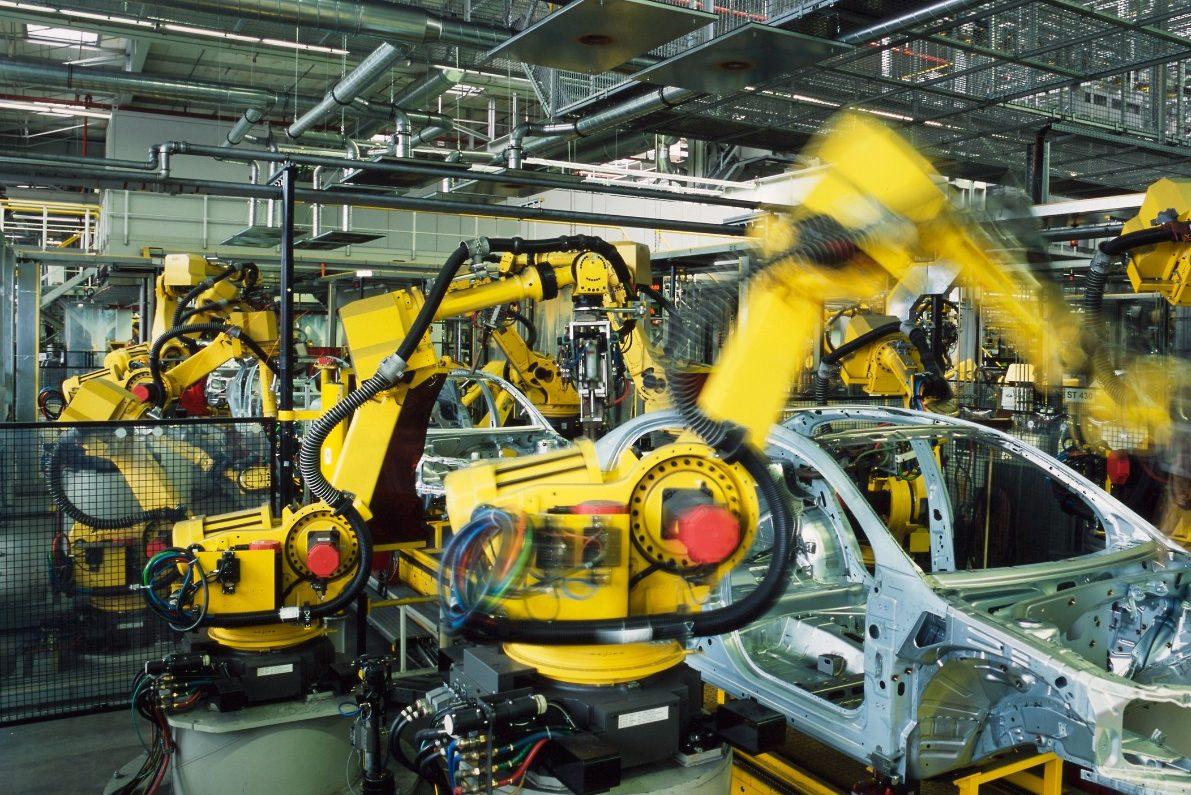Automobil- und Flugzeugindustrie